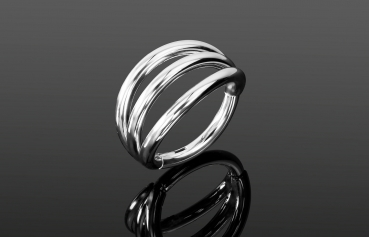 TRIPPLE RING  1,2/8mm