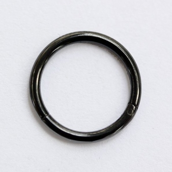 CLICKER SEGMENTRING  BLACK  0,8mm